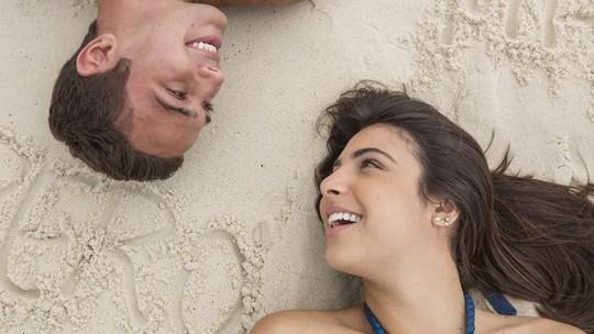 Quinzena #Peromar: autora inclui personagem a pedido dos fãs e música tema do casal será de Sandy; confira!