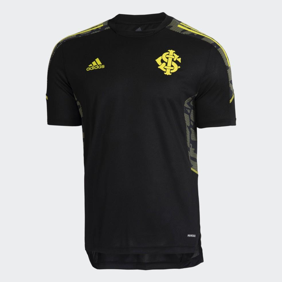 Uniforme de treino para 2021 — Foto: Divulgação / Adidas