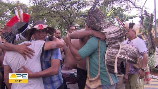 Justiça determina desocupação de terras de índios da tribo pankararu, no Sertão