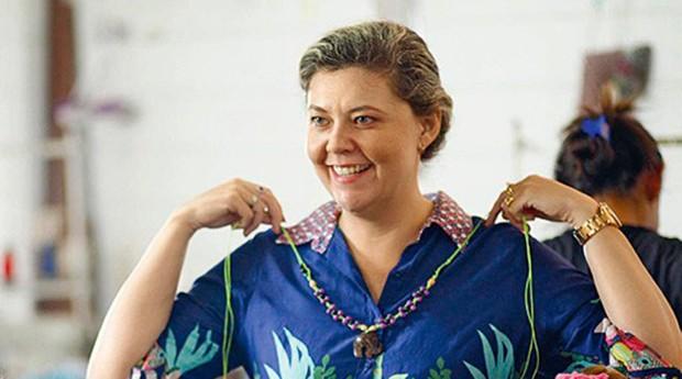 Carmen Botelho, diretora do presídio da cooperativa de Ananindeua, (Foto: Divulgação )