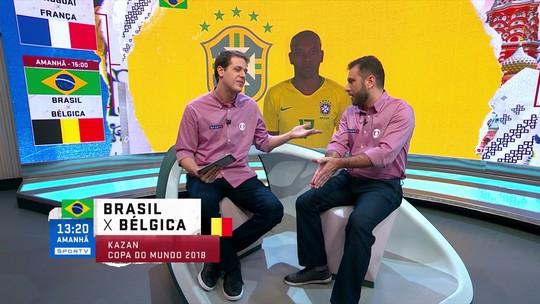 Loffredo diz que Neymar é o único que pode tirar título de melhor do mundo de Cristiano Ronaldo