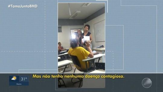 Professora que denunciou racismo diz que aluno já chamou negros de preguiçosos