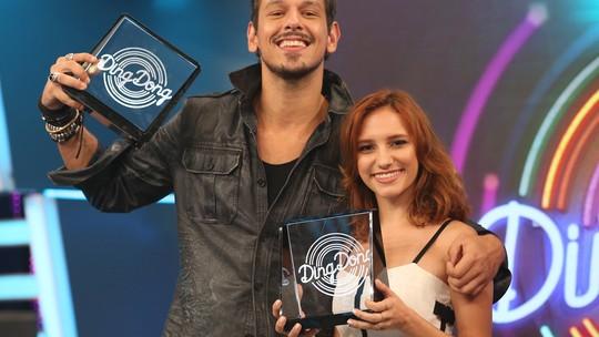 João Vicente de Castro e Lorena Comparato vencem 'Ding Dong'
