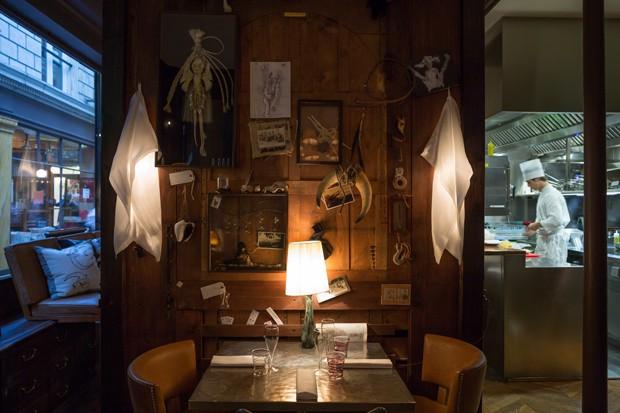 15 restaurantes soberanamente estilosos em Paris (Foto: Divulgação)