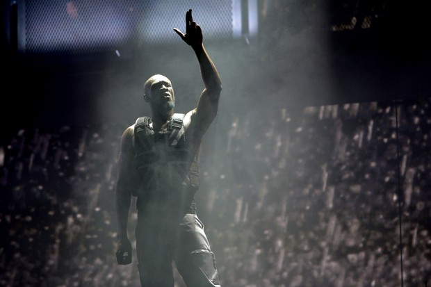 Stormzy no Glastonbury 2019 (Foto: Getty Images)