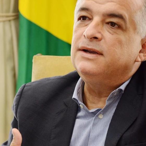 Márcio França, vice-governador de São Paulo (Foto: Divulgação/Facebook)