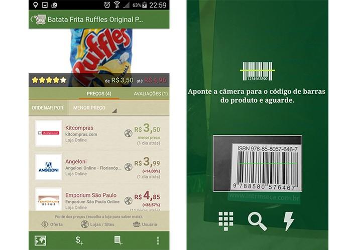 Economize nas compras do supermercado com o app BoaLista (Foto: Reprodução/Barbara Mannara)