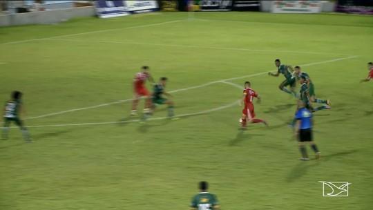 Com dois gols de Paquetá, Pinheiro arranca empate contra Imperatriz no Frei Epifânio