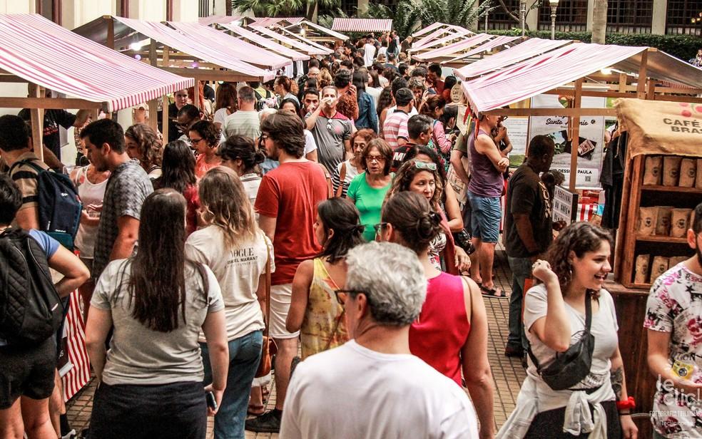 Festival do Café será realizado na Pinacoteca — Foto: Divulgação
