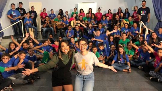 Instituições da região de Campinas (SP) ganham o apoio do 'Criança Esperança'