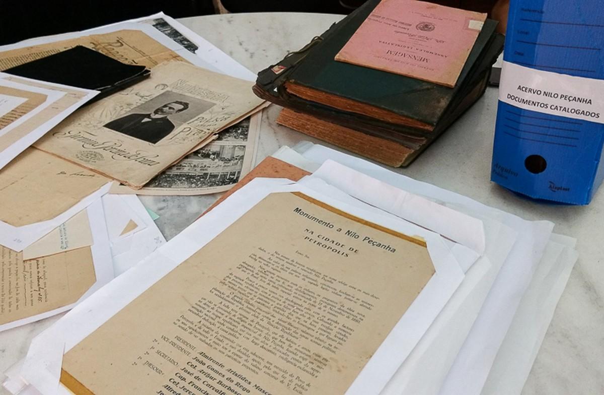 Museu de Campos, RJ, abre exposição sobre ex-presidente Nilo Peçanha