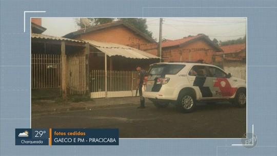 Gaeco de Piracicaba cumpre mandados de prisão contra o tráfico de drogas e organização criminosa