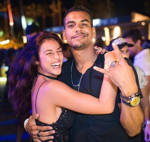 Yanna Lavigne e Marcelo Melo Jr  (Foto: Ariel Martini/Divulgação)