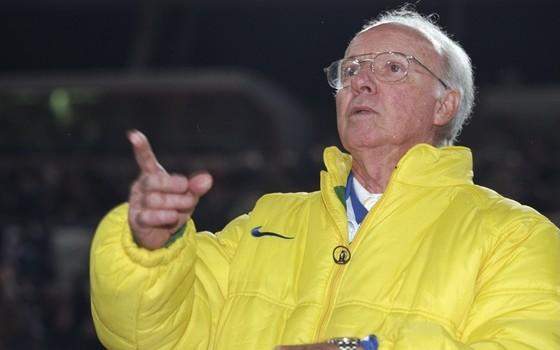 Mario Jorge Lobo Zagallo. O técnico das Copas de 1970, 1974 e 1998 deixou um legado no imaginário do torcedor (Foto: Getty Images)