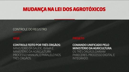 Deputados retomam nesta terça discussão sobre projeto que flexibiliza regras para uso de agrotóxicos