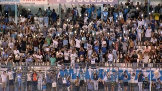 Marília vence Fernandópolis, inverte vantagem e fica próximo da final da Segundona