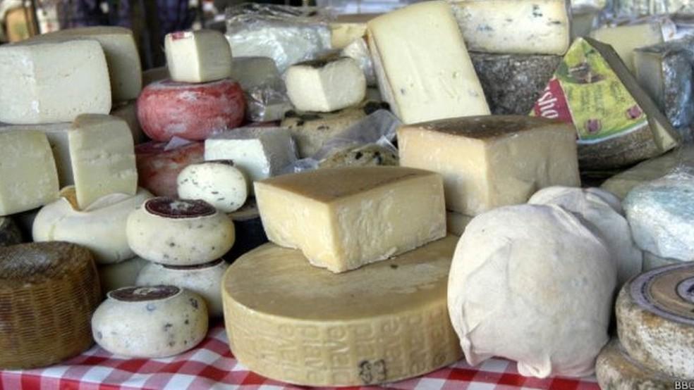 Essa bactéria pode estar contida em queijos cremosos (Foto: Getty Images)