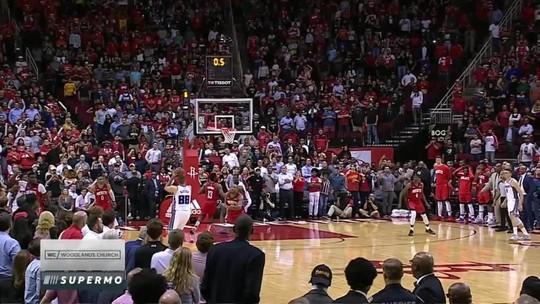 Bjelica decide no estouro do cronômetro, e Kings acabam com a alegria dos Rockets no Texas