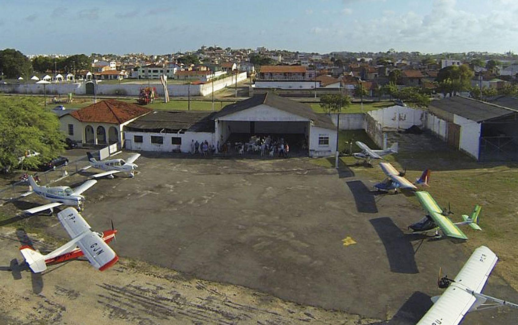 Governo lança edital para venda de áreas do Aeroclube de Aracaju - Notícias - Plantão Diário