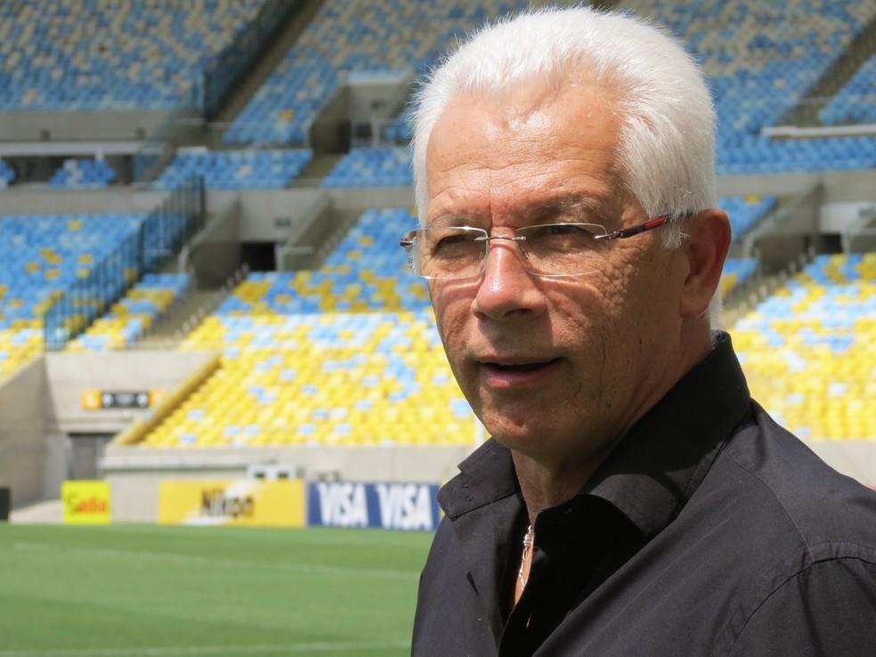 Leão teve breve passagem pela Seleção (Foto: Daniel Cardoso)