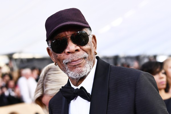 O ator Morgan Freeman (Foto: Getty Images)