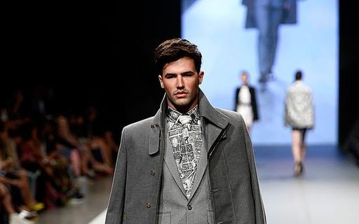 Primeira semana de moda masculina árabe acontece este mês