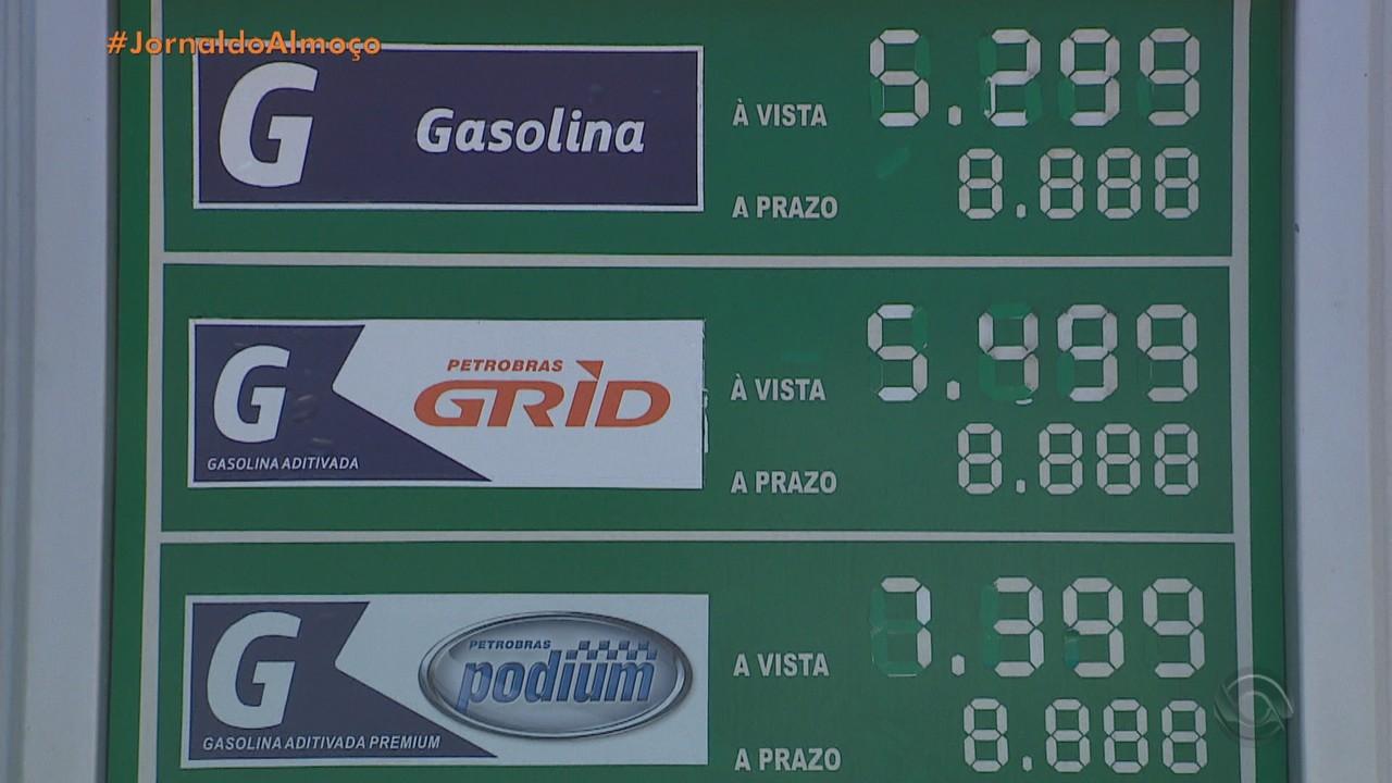 Giane Guerra fala sobre o aumento no preço da gasolina