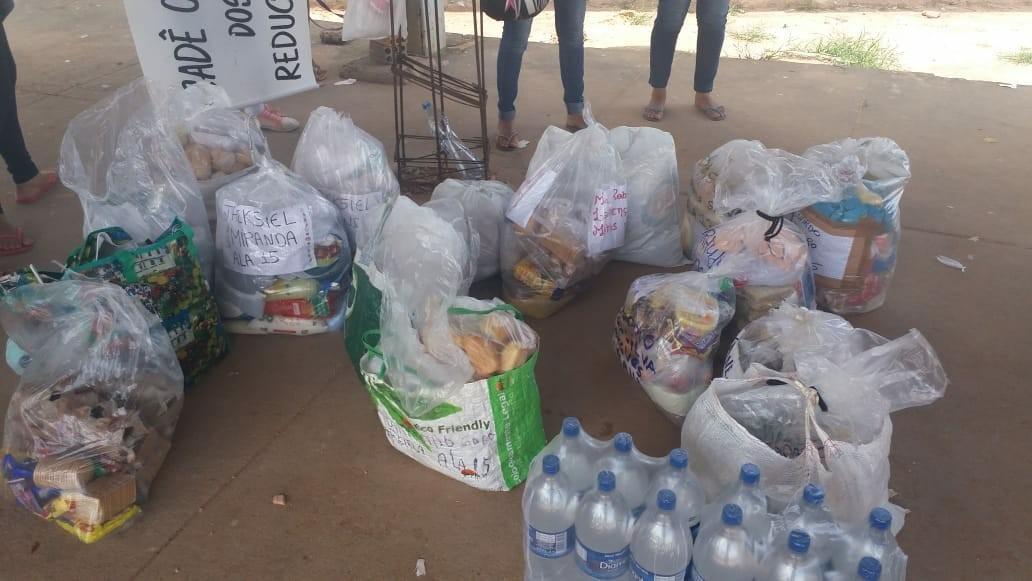 Alimentação de detentos continua suspensa em unidades prisionais de Boa Vista