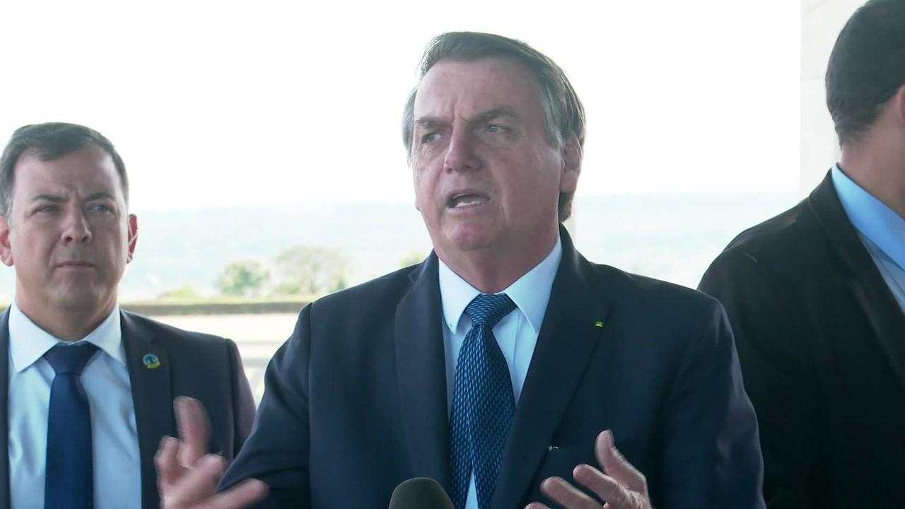 Bolsonaro diz que doações para o Fundo Amazônia podem ser retomadas