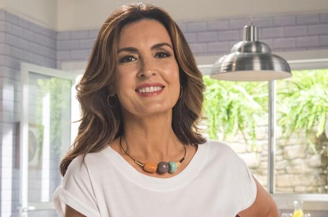 Fátima Bernardes (Foto: Estevam Avellar/TV Globo)