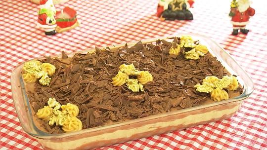 Terra de Minas mostra como preparar um pavê de chocolate com nozes