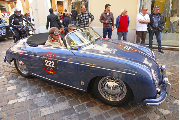 Porsche 356 (Foto: Thinkstock)