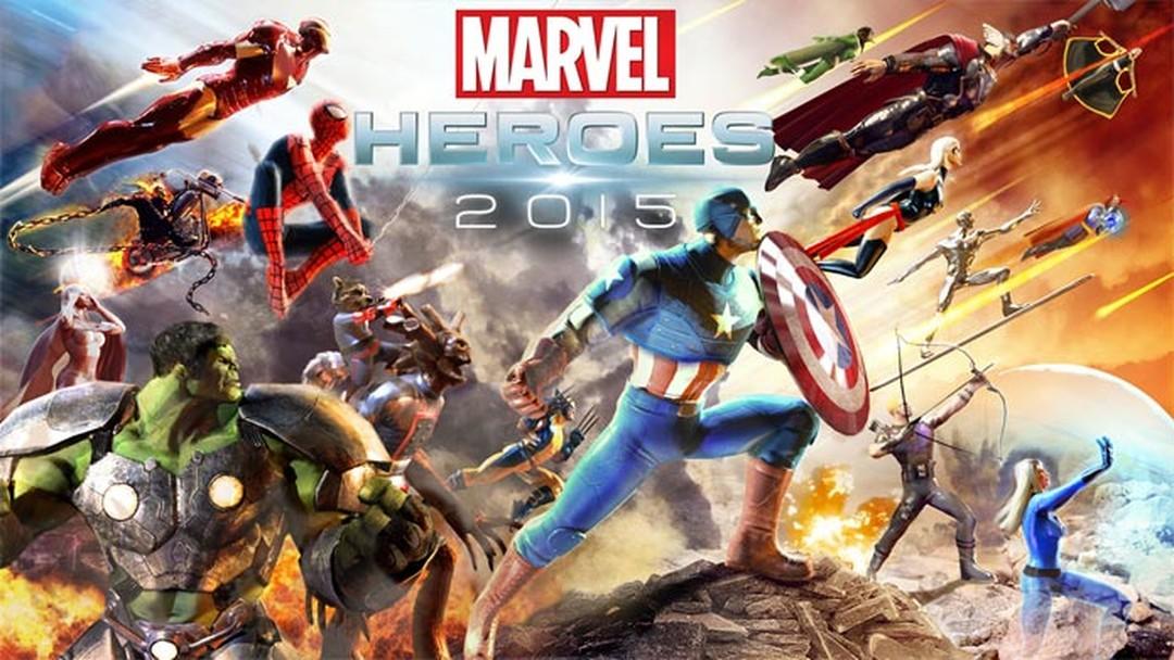 Marvel Heroes 2015   Jogos   Download   TechTudo