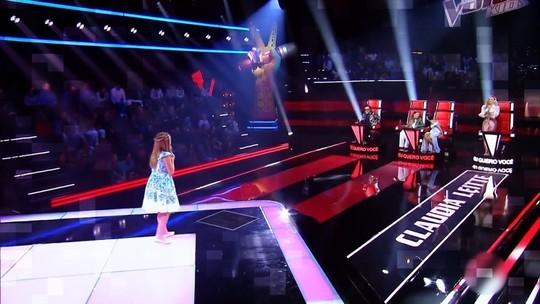 Cecília Ribeiro fala de 'Deus Salve o Rei' e de 'The Voice Kids'