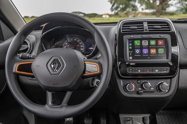 Renault Kwid Outsider 2020 (Foto: Marcos Camargo/Autoesporte)