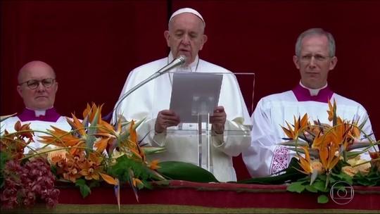 Papa Francisco condena ataques a igrejas no Sri Lanka
