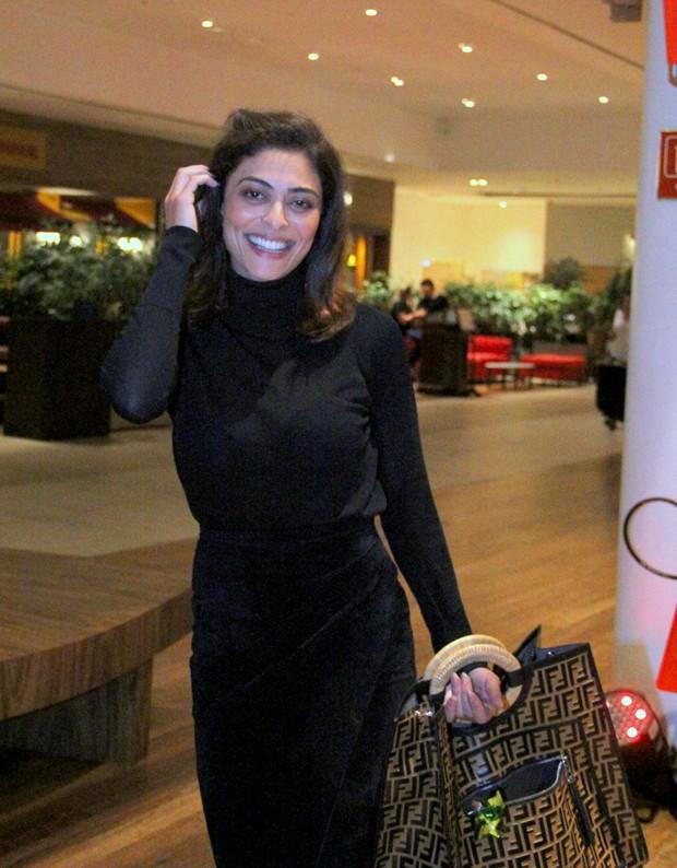 Juliana Paes (Foto: J. Humberto/AgNews)