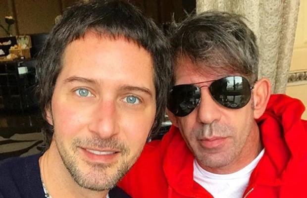 Arlindo Grund e Fábio Paiva (Foto: Reprodução/Instagram)