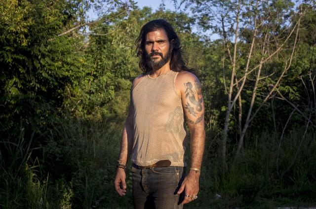 juliano Cazarré (Foto: Globo/Marília Cabral)
