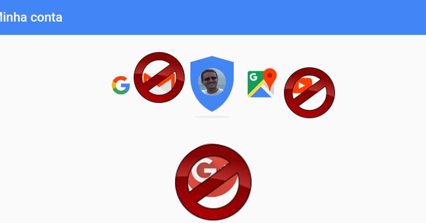 Como excluir YouTube, Google+ e Gmail sem cancelar a Conta do Google