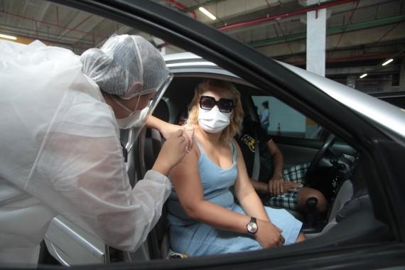 Natal imuniza 11.816 pessoas e secretaria define novos grupos para vacinação contra Covid-19