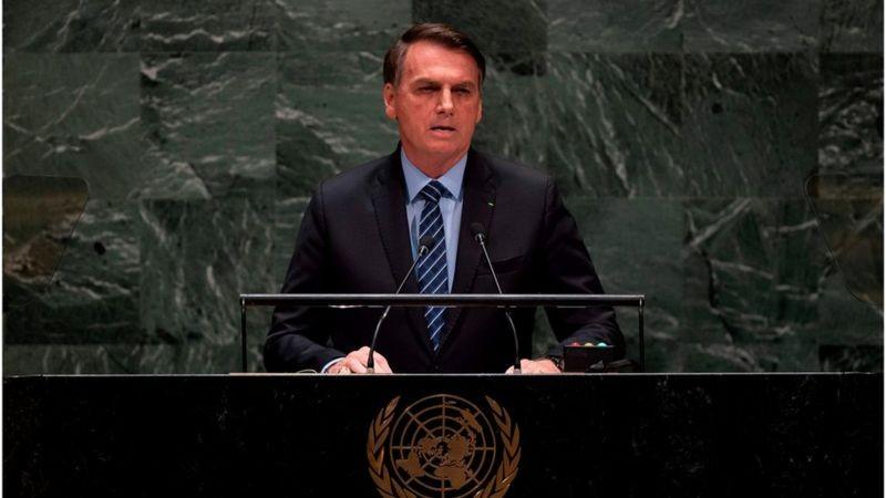 Assembleia-Geral da ONU: exigência de vacina ainda não está decidida, mas é improvável que Bolsonaro seja barrado