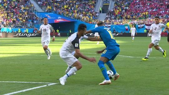 """Thiago Silva destaca persistência do time e revela conselho a Neymar: """"Chora mesmo"""""""