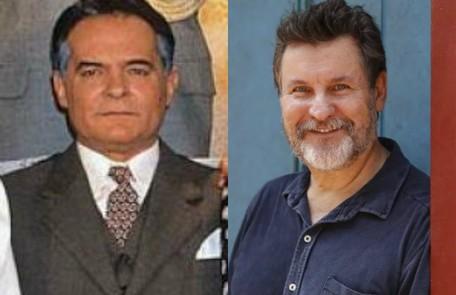 Marido de Lola, Julio é interpretado por Antonio Calloni. Na trama de 1994, o papel foi de Othon Bastos Divulgação / TV Globo