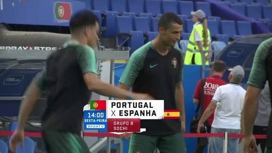"""Lino analisa CR7 na seleção de Portugal: """"Com a seleção, ainda deve um momento de brilho"""""""