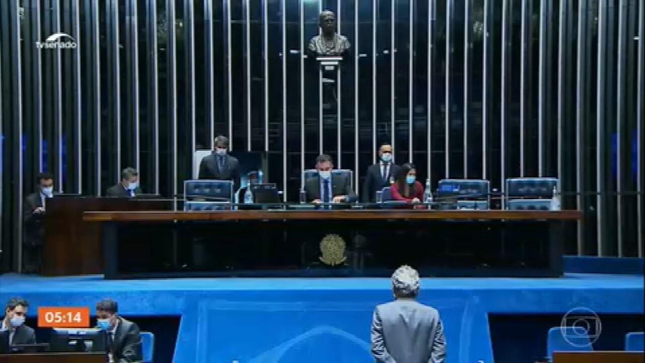 Senado pode votar nesta quarta-feira (3) a PEC emergencial