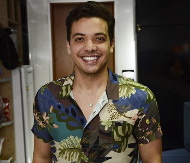 Wesley Safadão falou sobre acordo para pensão do filho, Yhudi (Foto: Davi Magalhães/Divulgação)