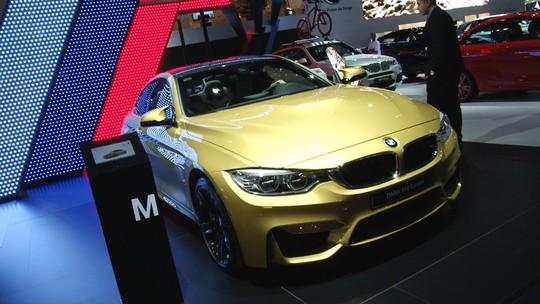 23 lançamentos saem do Salão do Automóvel 2014 com preço definido