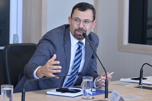 Jerry Dias, presidente do Denatran (Foto: Divulgação)