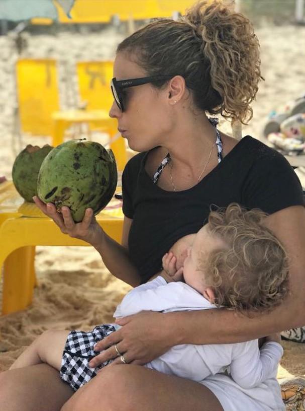 Maíra e Gael (Foto: Instagram/Reprodução)